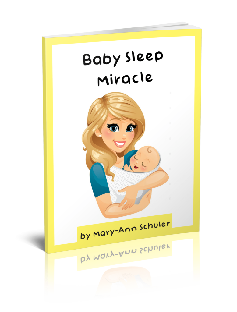 Baby Sleep Miracle Book Cover